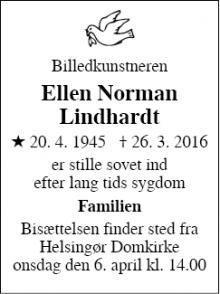ellen norman lindhardt